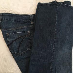 Denim - Woman's Tarrid Denim Jeans